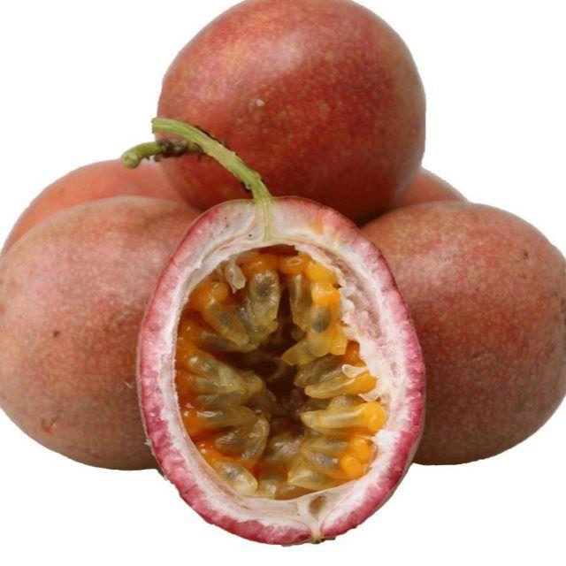 千果聚 广西百香果5斤大果现摘新鲜水果鸡蛋果特级白香果一级包邮_4