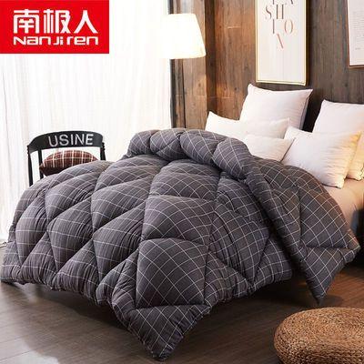 被子冬被芯加厚保暖单人双人春秋薄10斤棉四季通用空调被夏凉被