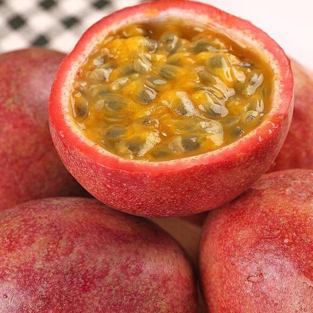 百香果大红果带箱6斤水果新鲜西番莲鸡蛋果现摘装5当季整箱10_2