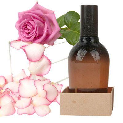 基地玫瑰纯露洋甘菊薰衣草迷迭香植物爽肤水提亮补水保湿水精油