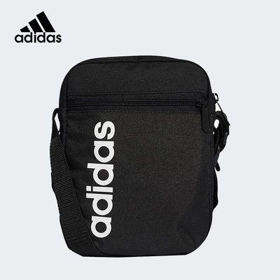 adidas阿迪达斯单肩包男女夏季轻便小包户外运动休闲斜挎包DT4822