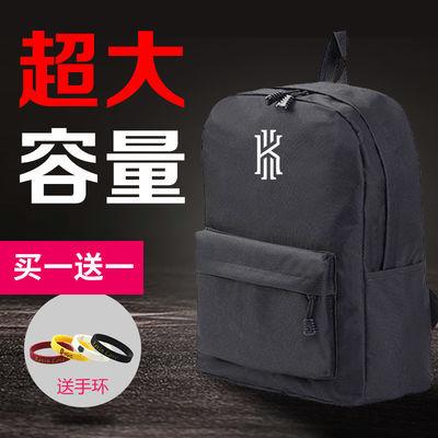 篮球书包背包男休闲夜光双肩包科比詹姆斯欧文大容量学生球星书包