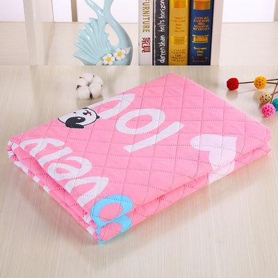 双面防滑超大号儿童隔尿垫防水透气婴儿护理垫成人老年人床垫可洗