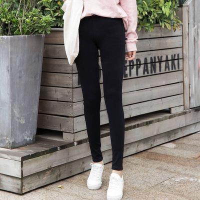魔术九分打底裤女裤子外穿铅笔春夏薄款小脚2020新款高腰显瘦