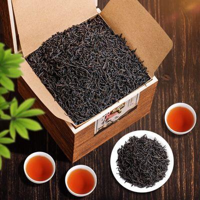正山小种养胃红茶新茶叶特级浓香型散装金骏眉礼盒新茶100g/250g