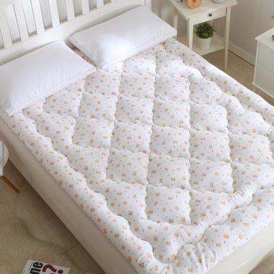 纯棉花垫被棉絮床垫家用单人1.35M床棉花褥子双人1.8米1.5m床宿舍