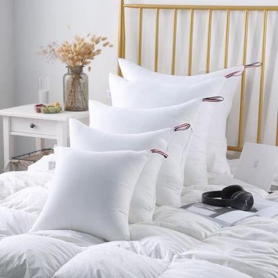 抱枕芯沙发腰枕芯长方形 35x50 45x45 60x60十字绣方垫芯靠垫枕芯