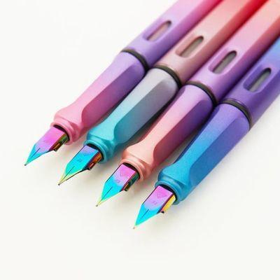 钢笔学生专用成人正姿练字书法钢笔三四年级小学生