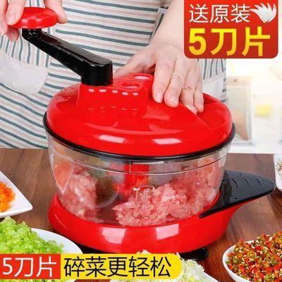 【大容量2-3升】多功能绞肉机家用手动绞菜机搅肉料理机搅馅机器