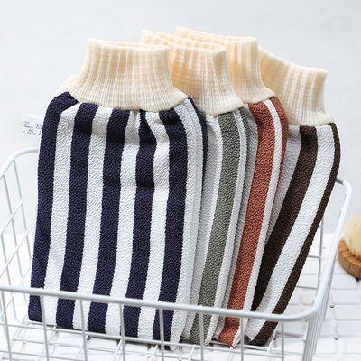洗搓澡巾布神器成人手套装强力去污细粗砂男女加厚沐浴球花拉背条