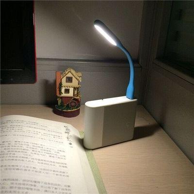 充电宝USBLED护眼灯小台灯电脑移动电源充电头小灯小夜灯小米灯主图