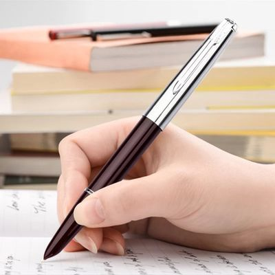 HERO英雄616老式钢笔怀旧复古男女中小学生书写练字办公正品钢笔【3月8日发完】