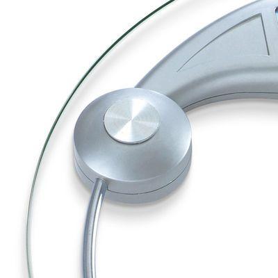 香山EB9005L家用电子称体重秤成人体秤体重称健康秤称重计圆秤准