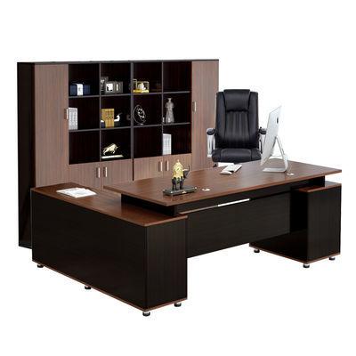 办公家具老板桌办公桌椅大班台主管桌经理桌子简约现代单人桌