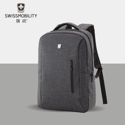 瑞动双肩包男女休闲旅行包电脑背包大容量休闲书包5918