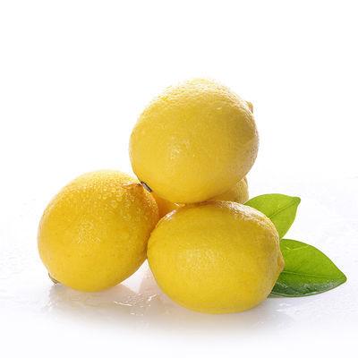 柠檬小镇 安岳柠檬新鲜水果产地直发2斤装(单果80g以上)