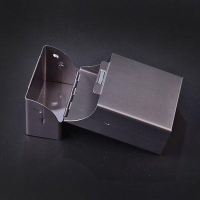 20支装香烟盒子铝合金烟盒硬壳超薄磁铁烟盒创意翻盖金属香菸烟具