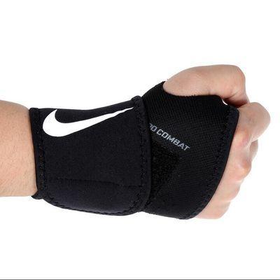 Nike耐克护腕护掌男女篮球网球缠绕加压开放式护手腕健身手套护腕