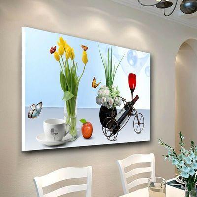 壁画客厅挂画餐厅