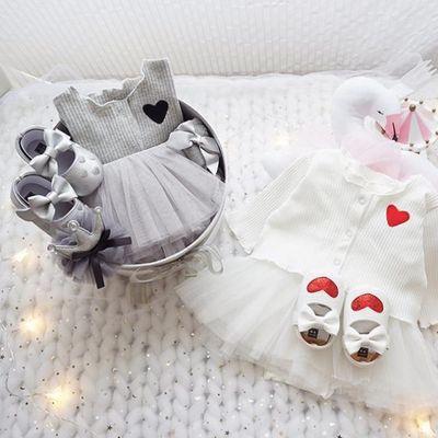 初生婴儿礼盒网红衣服套装公主裙新生儿礼物送礼宝宝满月服女