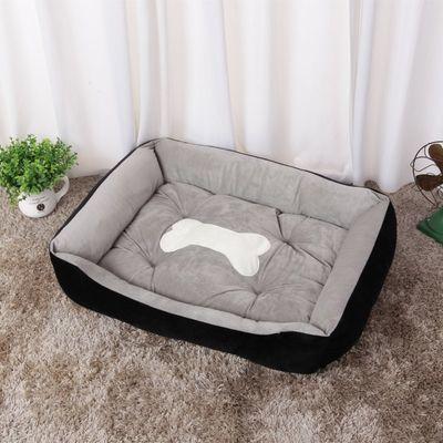 网红狗窝宠物垫子泰迪小型中型犬大型狗狗用品床狗屋猫窝四季通用