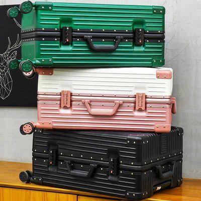 (特价)万向轮拉杆箱小清新密码箱学生行李箱子登机箱男旅行箱女