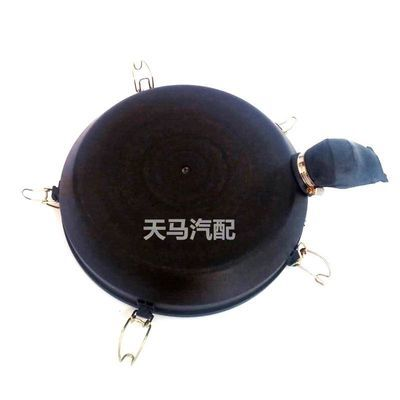 K2338空气滤芯总成下盖福田时代金刚918 729瑞沃120空滤外壳后盖