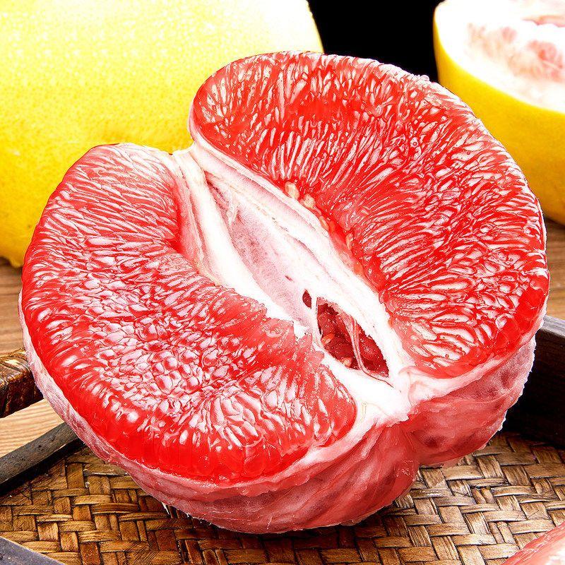 福建平和琯溪蜜柚1个