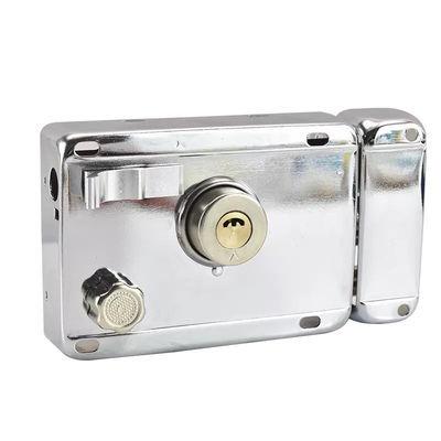 外装门锁室内门锁木门铁门锁 老式防盗门锁芯大门家用门锁通用型