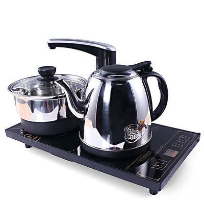 智能自动上水壶电热壶电磁茶炉壶四合一功夫茶具套装烧水壶泡茶炉