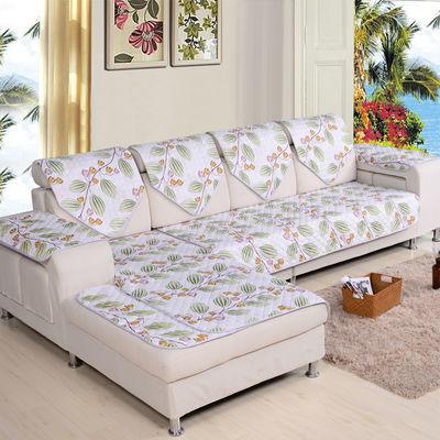 双面沙发垫四季通用布艺欧式防滑冬坐垫简约沙发套全包万能套罩巾