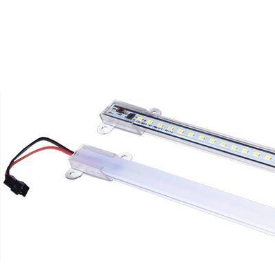 超薄硬灯条220V 超亮led长条灯展示柜台家用装修照明灯管灯箱灯带
