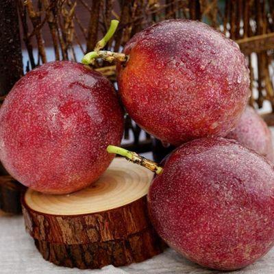 广西百香果6斤带箱新鲜当季水果整箱大果5白香果特级一级现摘甜10