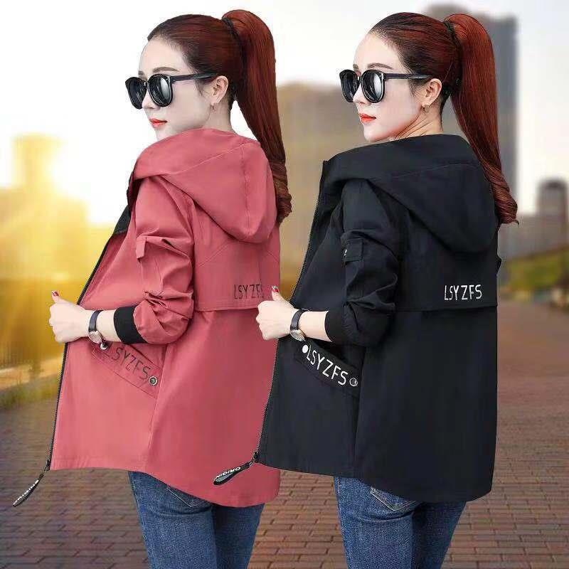 有内衬外套女韩版宽松学生秋季2020新款休闲小夹克长袖上衣秋装
