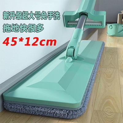 大号懒人免手洗平板拖把家用木地板瓷砖干湿两用地拖神器旋转墩布