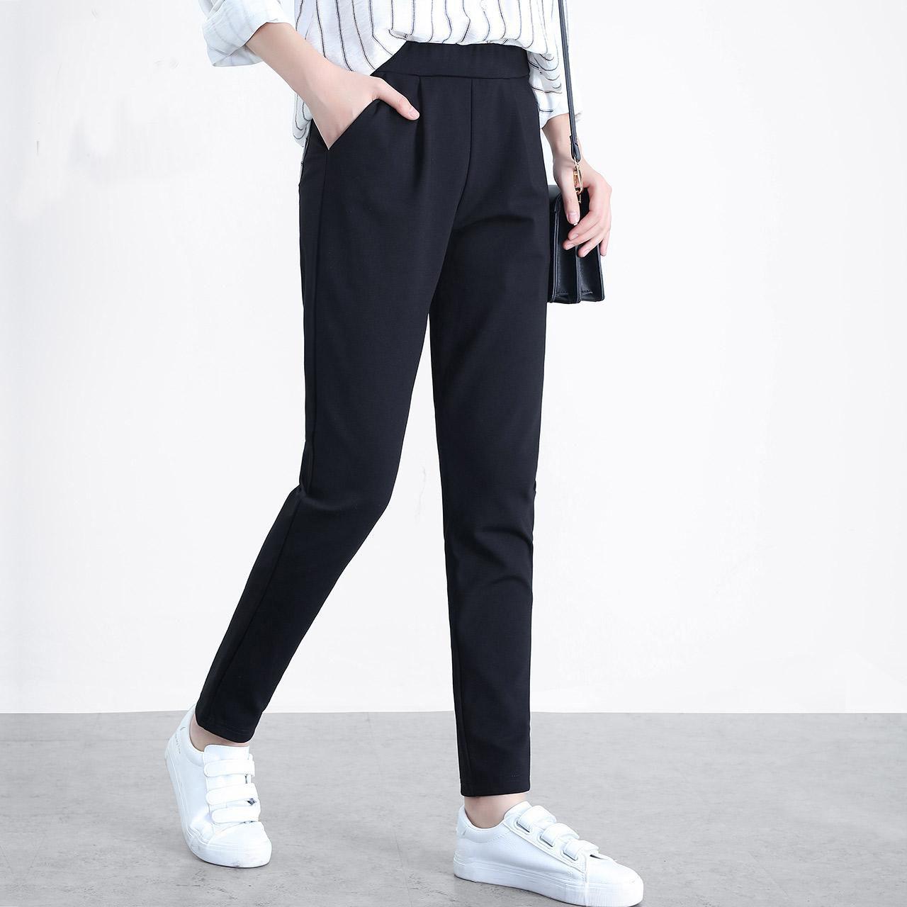 哈伦女裤新款长裤