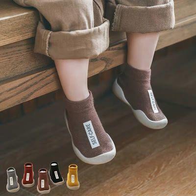 75198/婴儿学步鞋软底防滑春秋宝宝袜子鞋室内外走路早教婴幼儿透气鞋袜