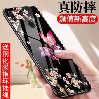 华为畅享10plus手机壳女9plus男麦芒8防摔10e玻璃10s新款硅胶9套p
