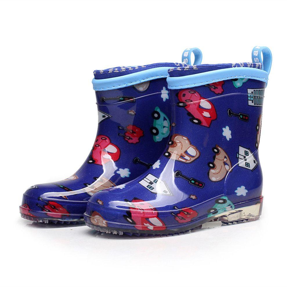 雨靴简笔画