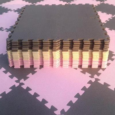 48片泡沫儿童宝宝爬行垫地垫家用拼接拼图儿童宝宝爬行垫卧室海绵