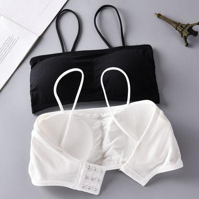 内衣女学生韩版聚拢防下垂薄款无钢圈文胸小吊带美背心裹胸抹胸罩