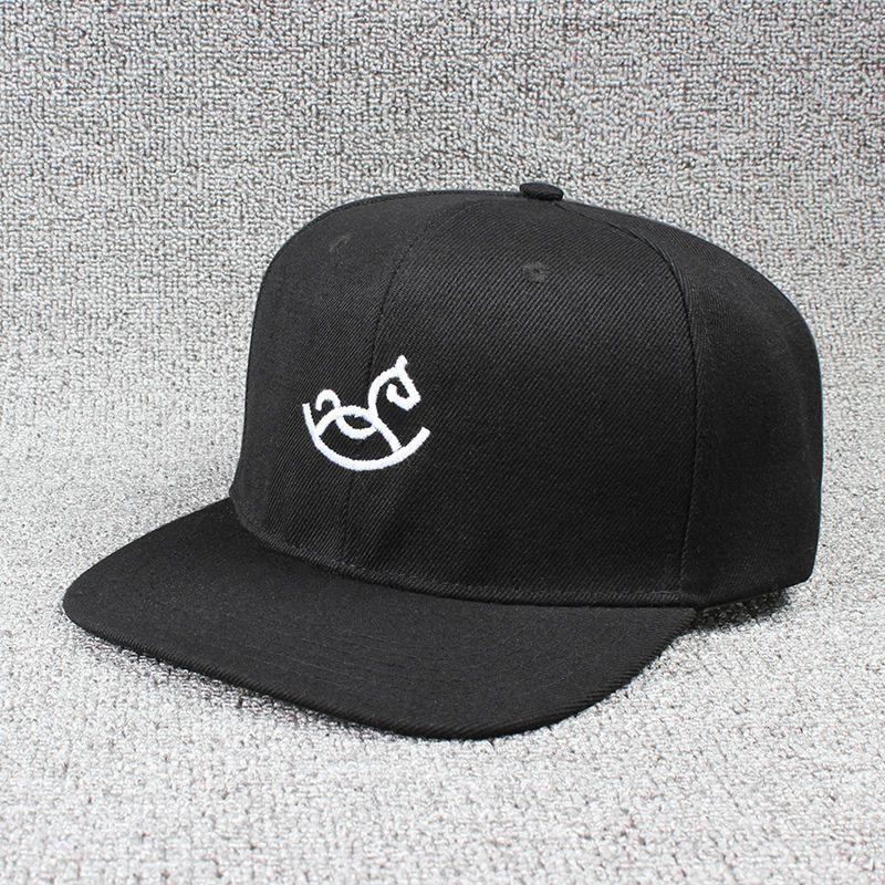 77675-大头围帽子男士潮秋冬季胖子嘻哈帽女加大号大码超大棒球帽平沿帽-详情图