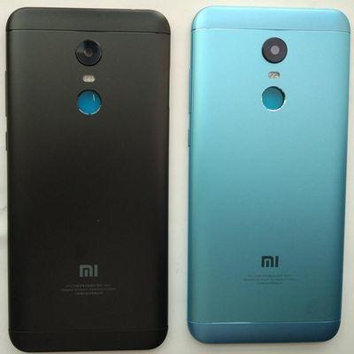 红米5plus后盖屏幕前框MEE7手机电池后盖后壳金属后盖