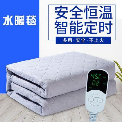 水暖电热毯单人双人三人加大款18乘2米电热毯水循环无辐射电褥子