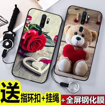 oppoa11x手机壳男女硅胶新款a11x保护套最全包边磨砂防摔网红潮牌