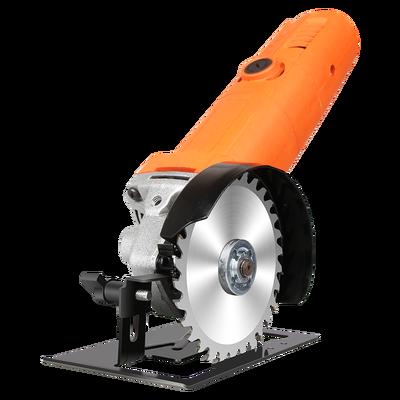 角磨机支架变切割机转换底座多功能木头金属瓷砖万用切割工具套装