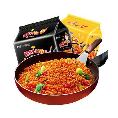 韩式辣酱、辣中带甜:141gx5包 白象 韩式火鸡面
