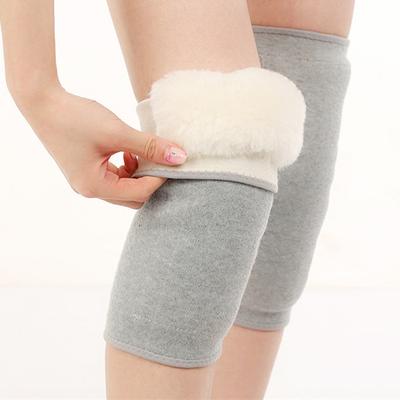秋冬季竹炭护膝保暖加绒护膝男女士老人老寒腿关节炎空调房护膝盖