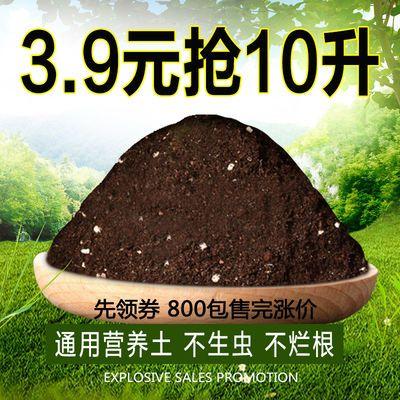 通用型花土营养土土壤花卉绿植蔬菜多肉绿萝专用花土长白山