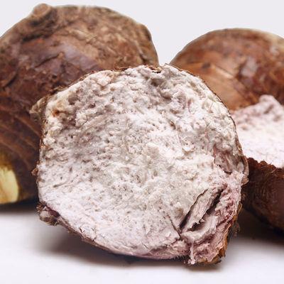 广西野生荔浦芋头1-9斤粉香糯槟榔紫藤香芋新鲜现挖荔浦发货